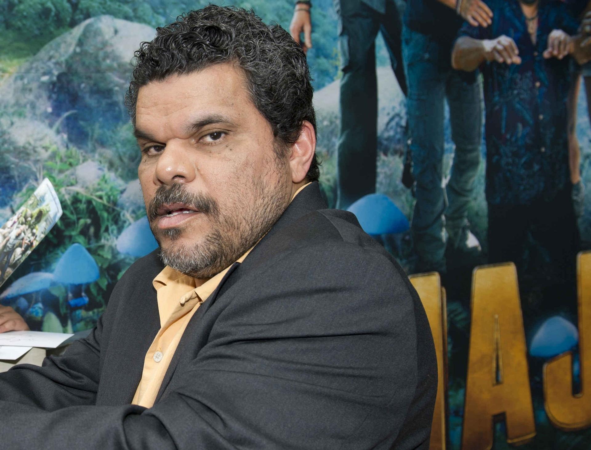 Luis Guzman As AZTEC WARRIOR