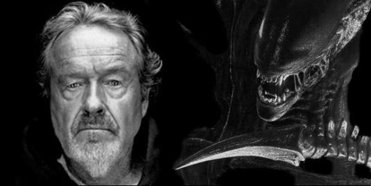 Ridley Scott vs. Alien
