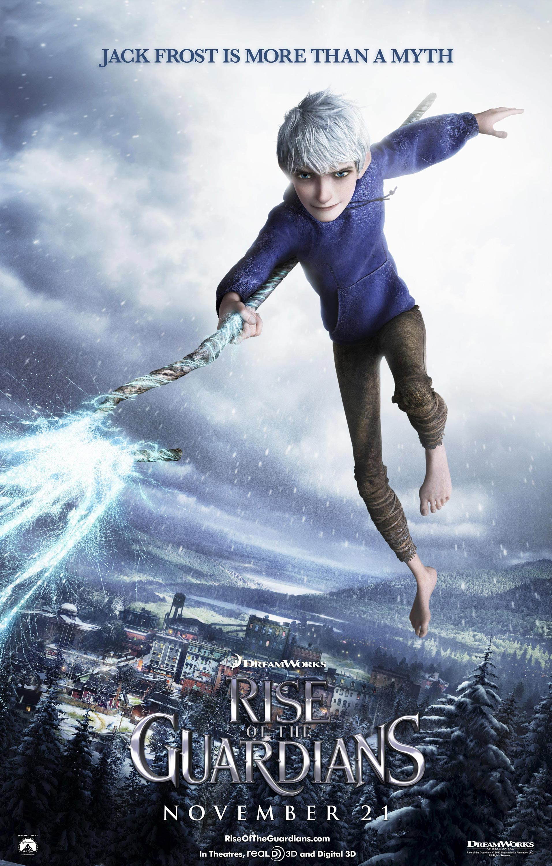 Six rise of the guardians character posters filmofilia - Pics of rise of the guardians ...