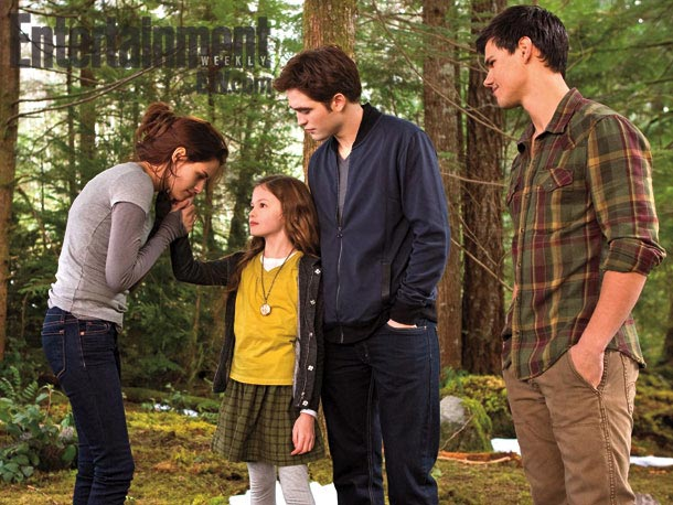The Twilight Saga: Breaking Dawn – Part 2 is scheduled to light up