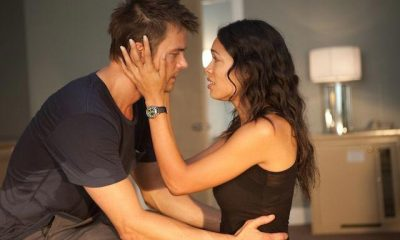 Rosario Dawson and Josh Duhamel, Fire with Fire