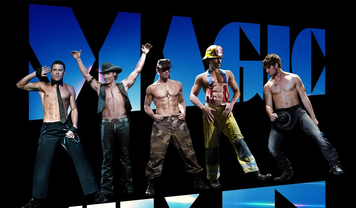magic mike Fun, Fun, Friday   Four Fab Fitness Follies from the www