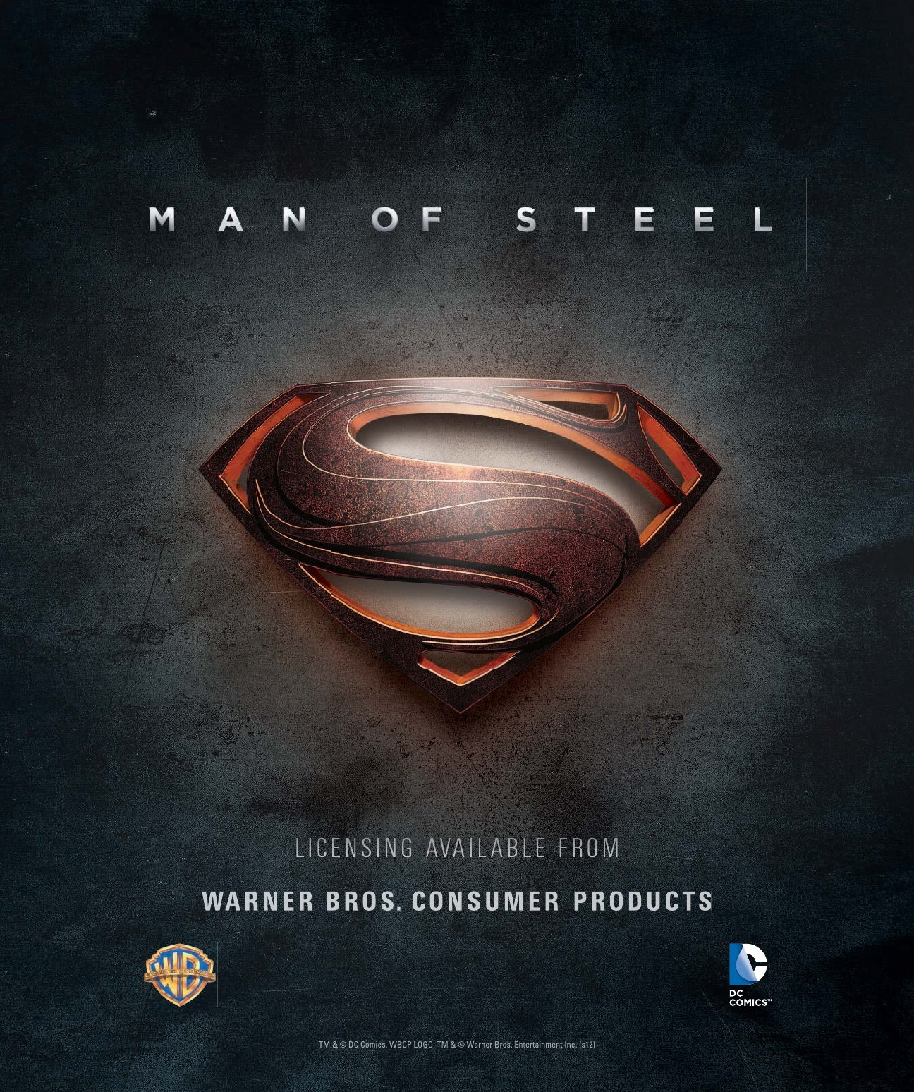 New MAN OF STEEL Teaser Poster