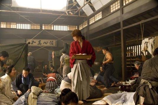 Rurouni Kenshin Live-Action Movie