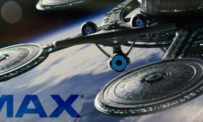 STAR TREK, IMAX