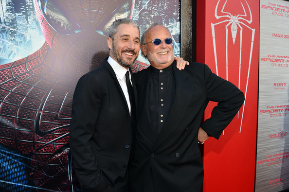matt tomalch and avi arad marvel spiderman spinoff venom sony pictures leaked