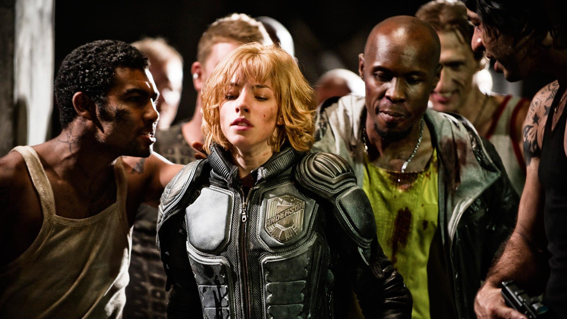 Dredd, Olivia Thirlby