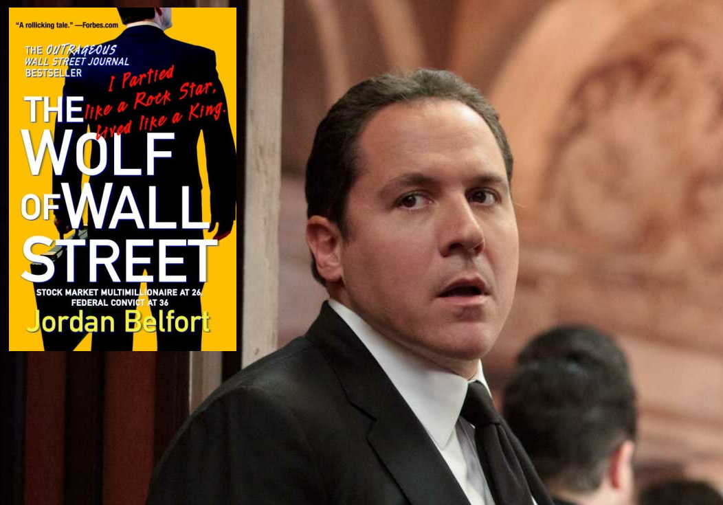 Jon Favreau Wolf of Wall Street and Magic kingdom