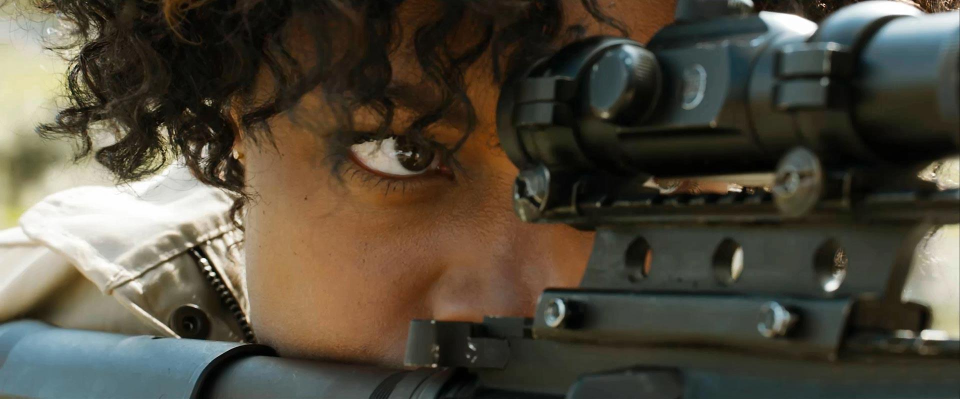 Skyfall - Sniper