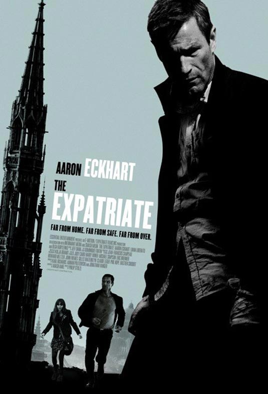 The Expatriate Poster