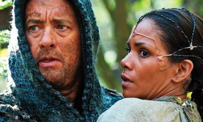 Cloud Atlas, Tom Hanks and Halle Berry