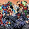 Justice League-DC Comics