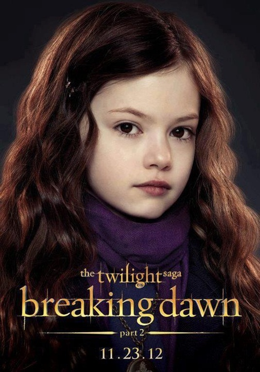 Renesmee - Breaking Dawn-Part 2 - Poster