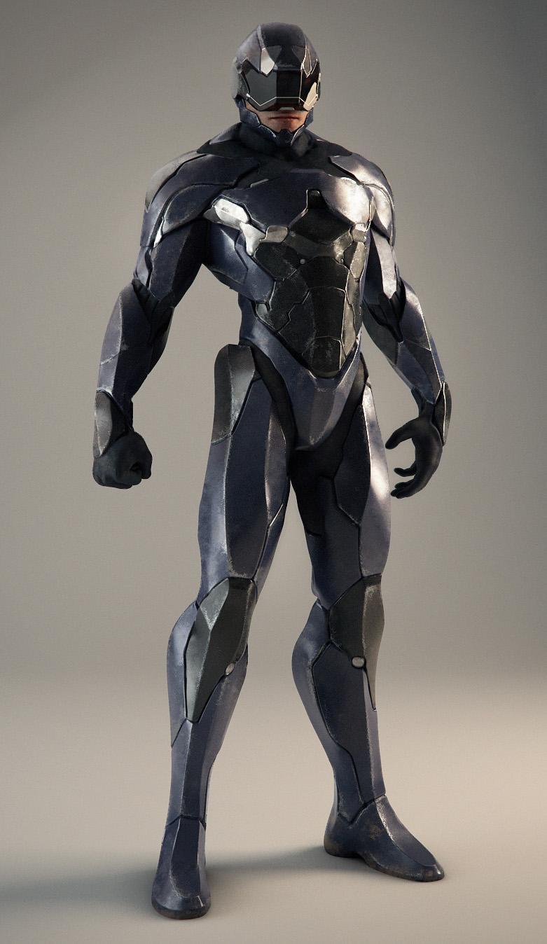 Possible RoboCop Concept Art Revealed
