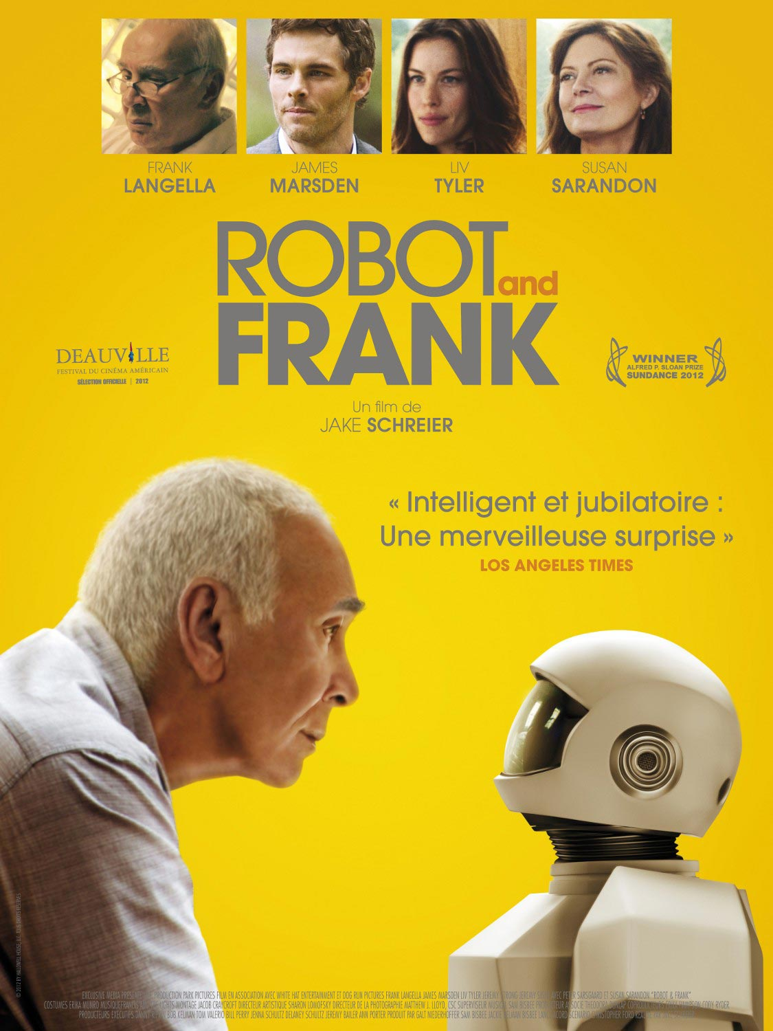 Image result for robot and frank
