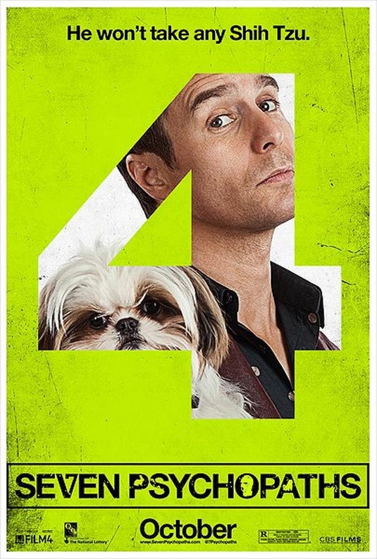 Seven Psychopaths Poster 4