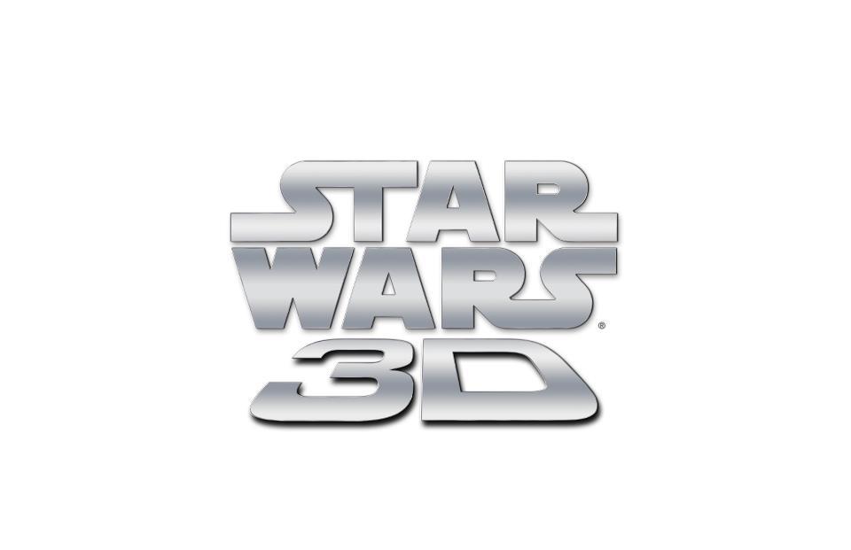 Star Wars 3D logo