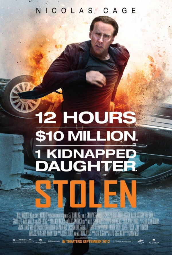 film Stolen en streaming