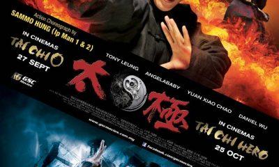 Tai Chi 0 Poster