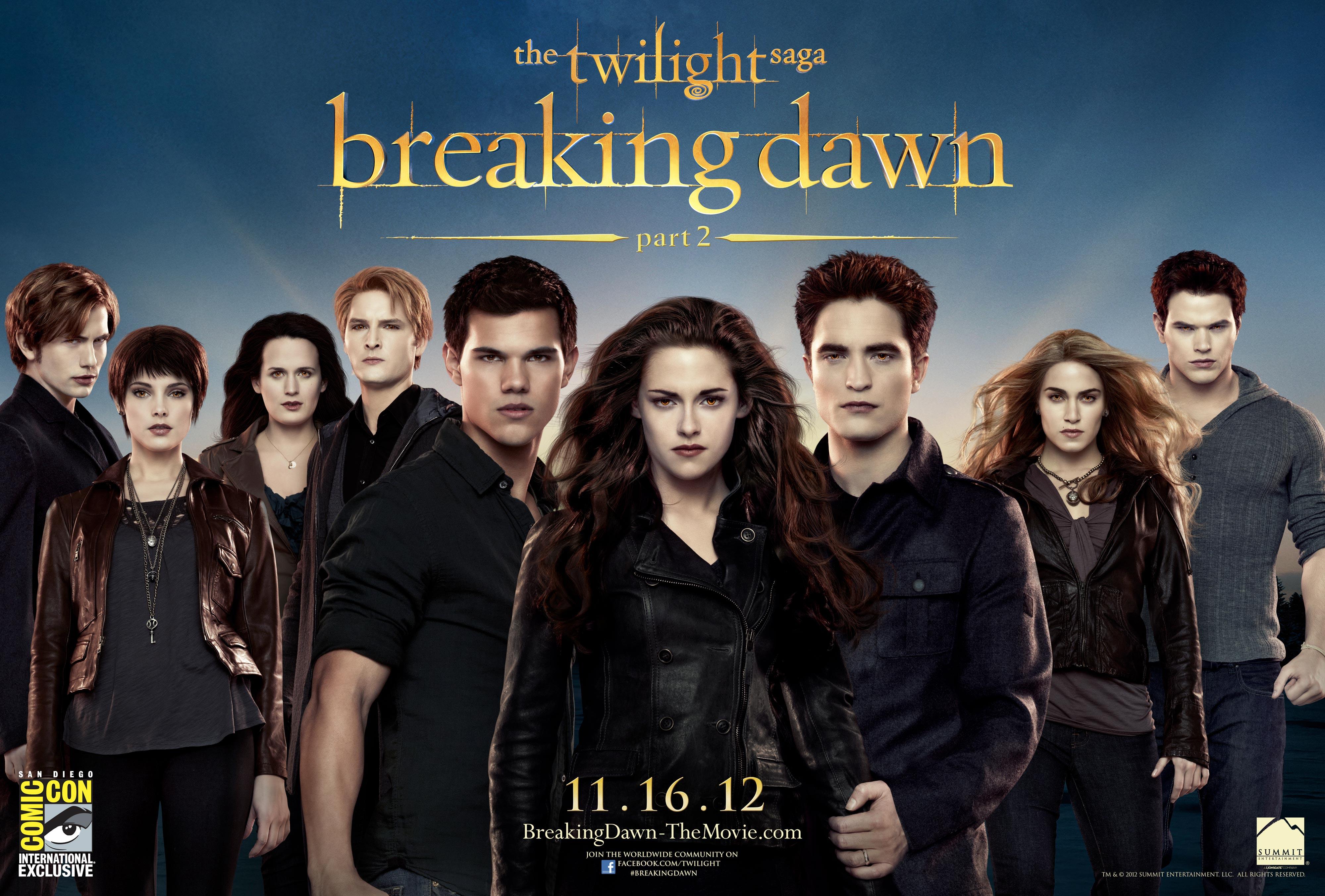 new breaking dawn part 2 teaser trailer filmofilia