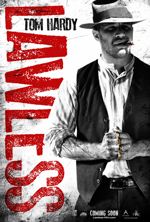 Tom Hardy_Lawless Poster