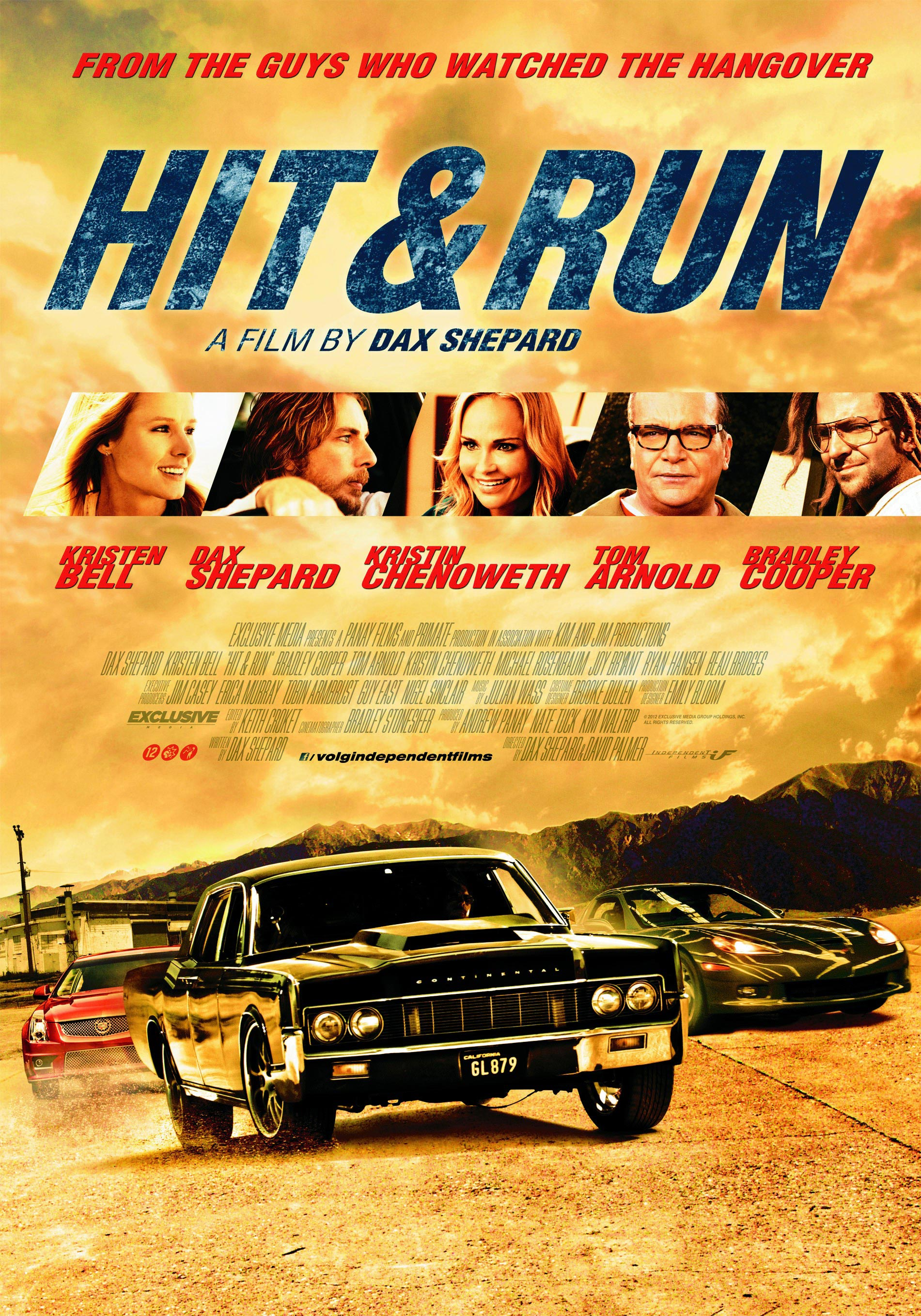 film Hit and run (2012) en streaming