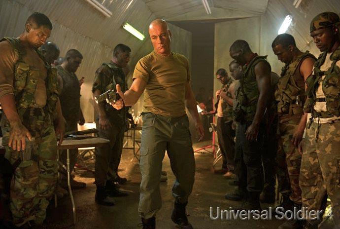 Универсальный солдат-4 (Universal Soldier: Day of Reckoning) .