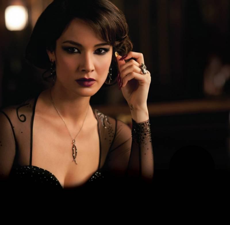 Berenice Marlohe Skyfall Bond Girl x All For