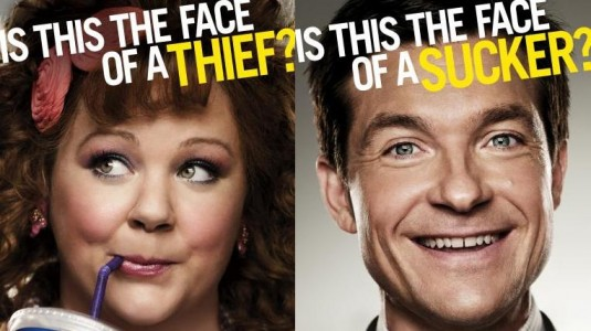 Identity Thief Character Posters