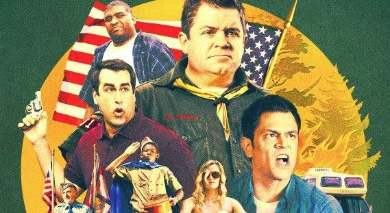 Nature Calls 2012 movie