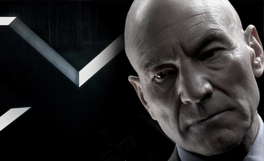 Patrick Stewart as Professor X
