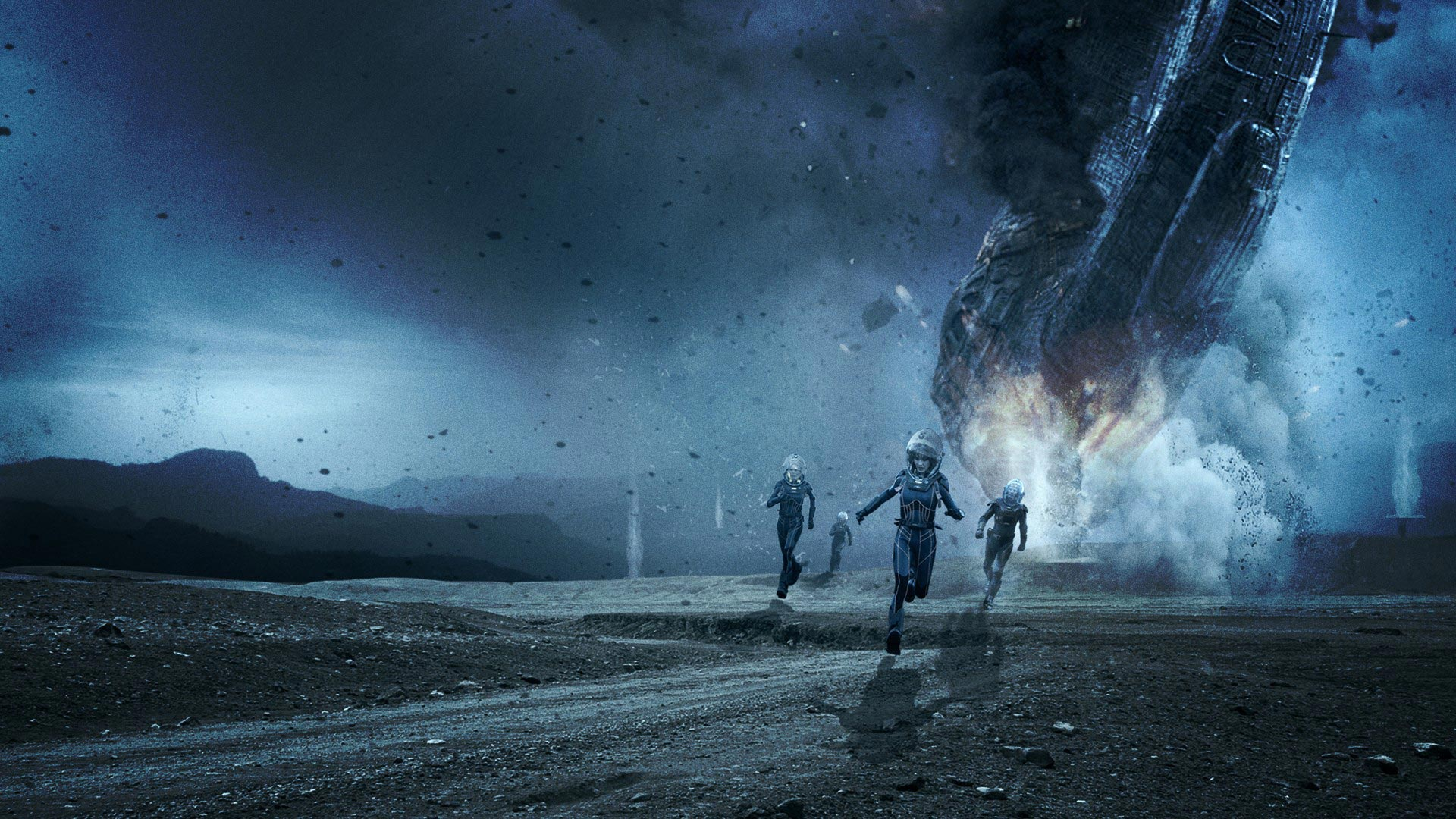 PROMETHEUS Blu-ray Trailer, Cover Art and Posters...There ...