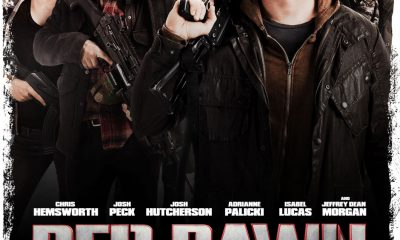 Red Dawn Remake Poster