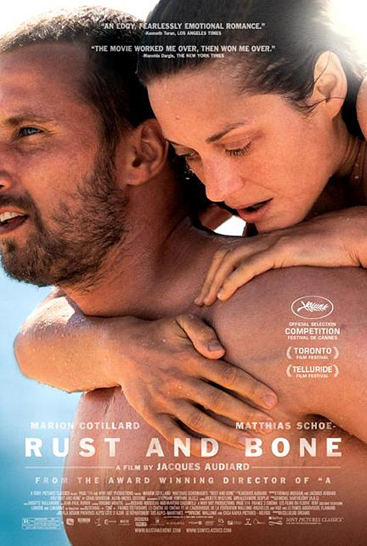 Rust & Bone Poster