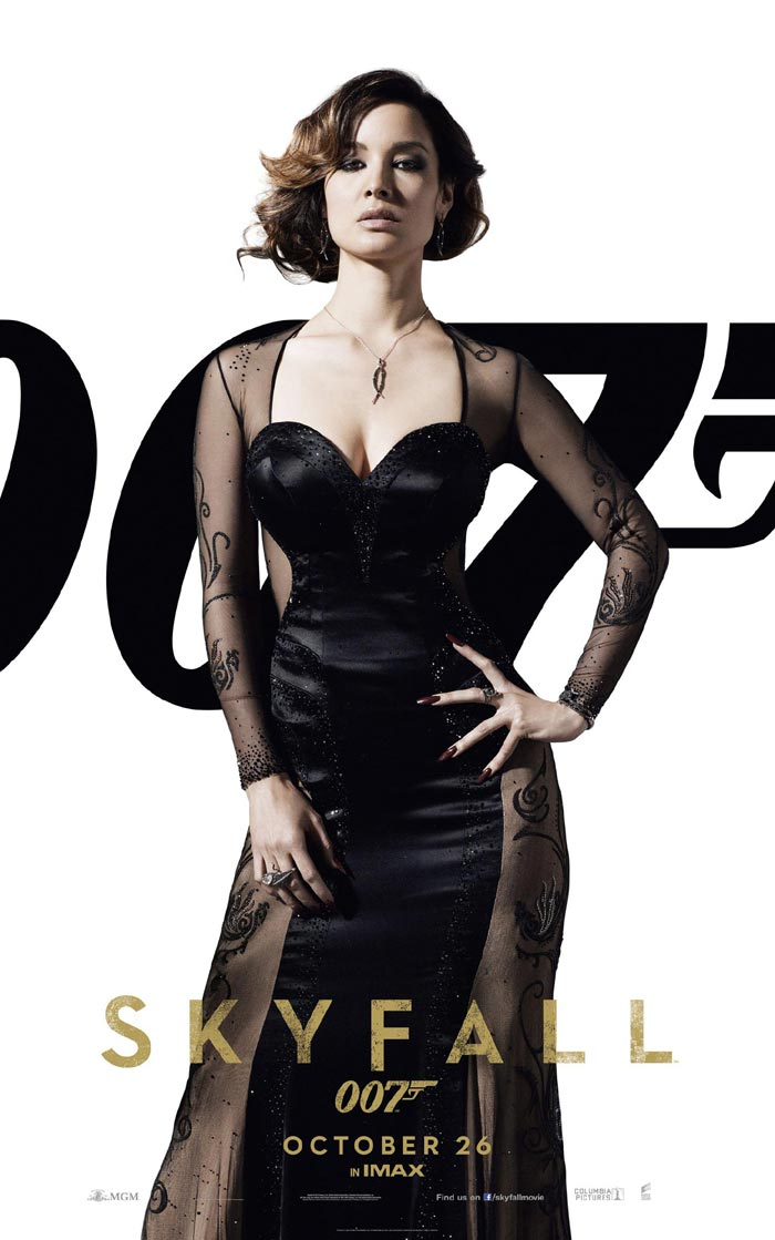 james bond skyfall girl -#main