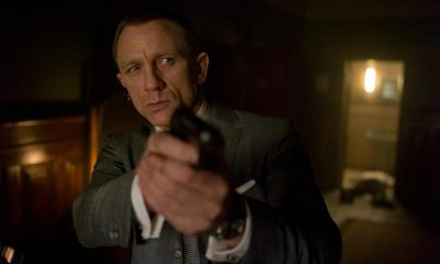 Skyfall, Daniel Craig as James Bond 007