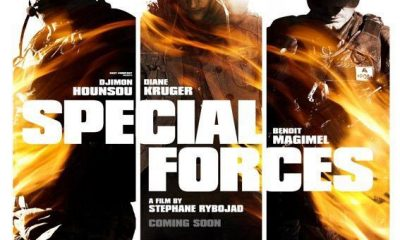 Special Forces Poster