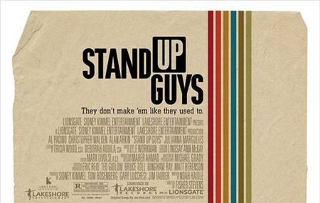 STAND UP GUYS Cool Poster
