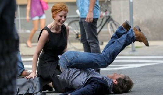 The Disappearance of Eleanor Rigby His Set Photos