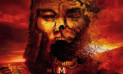 The Mummy Wallpaper