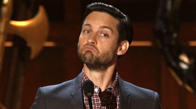 Tobey maguire cut from life of pi for Life of pi main character