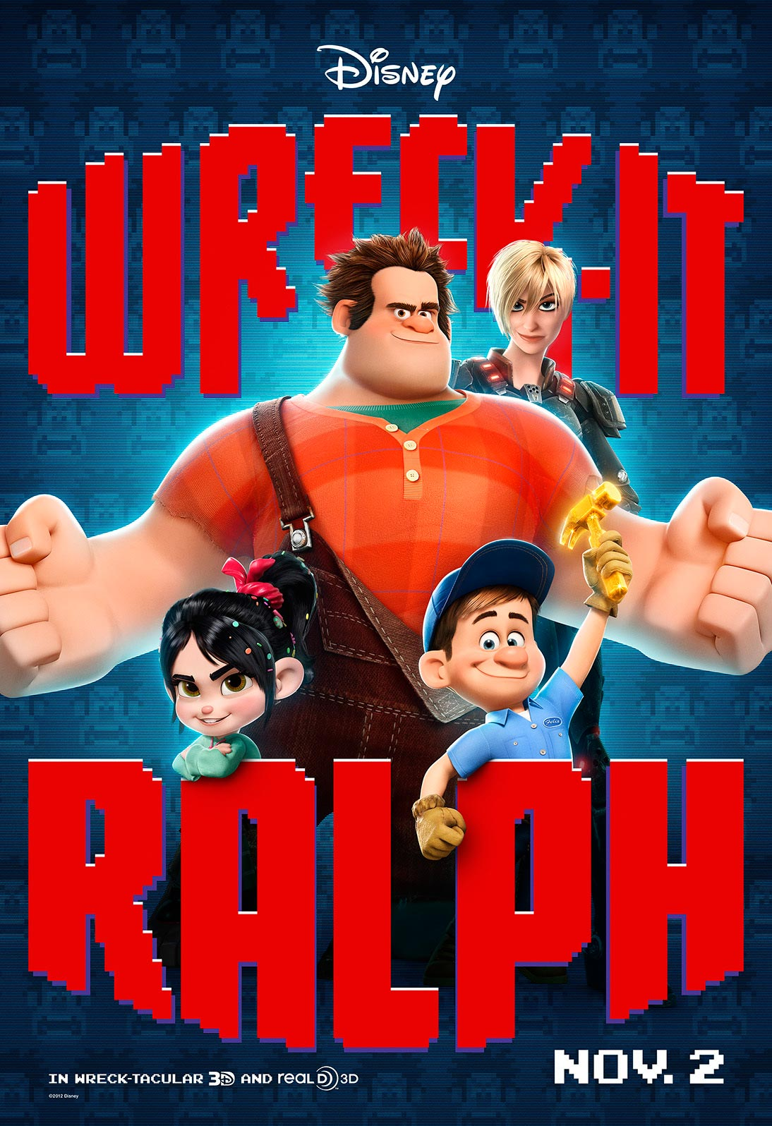 wreck it ralph Mod edit: plagiarism is not allowed on know your meme.