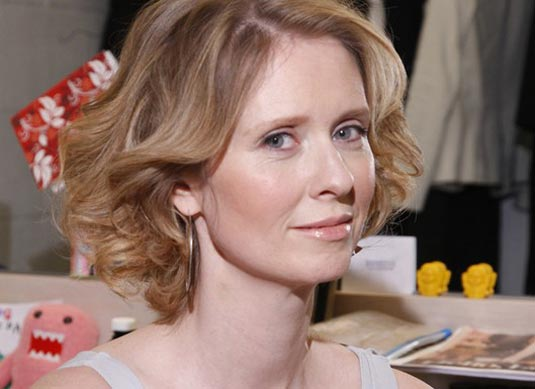 Sex and the City's Miranda, aka Cynthia Nixon is going to play poet Emily ...