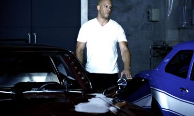 Fast and Furious 6, Vin Diesel