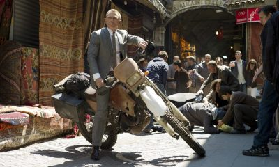 Skyfall Photo, Daniel Craig as James Bond