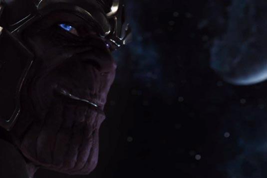 The Avengers - Thanos