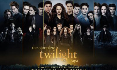 The Complete Twilight Saga Poster
