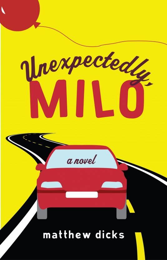 unexpectedly milo cover