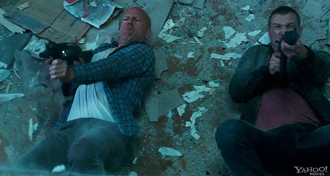 A Good Day to Die Hard (2013) BLURAY PRIM HD NEW MOVIE ON OF -  AMIABLE preview 1