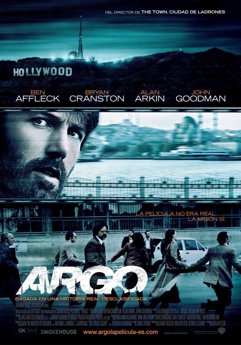 Рецензия к фильму: Операция «Арго»